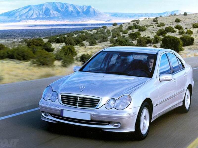 Mercedes-Benz Classe C 180 Kompressor TPS cat Avantgarde