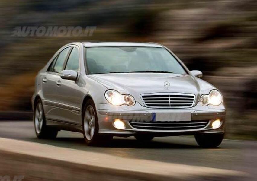 Mercedes-Benz Classe C 180 Kompressor TPS cat Elegance