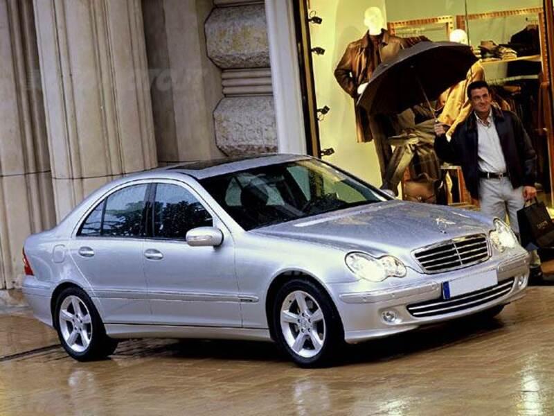 Mercedes-Benz Classe C 200 CDI cat Sport AMG