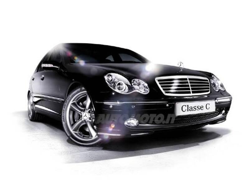 Mercedes-Benz Classe C 200 Kompressor TPS cat Avantgarde Kubanite