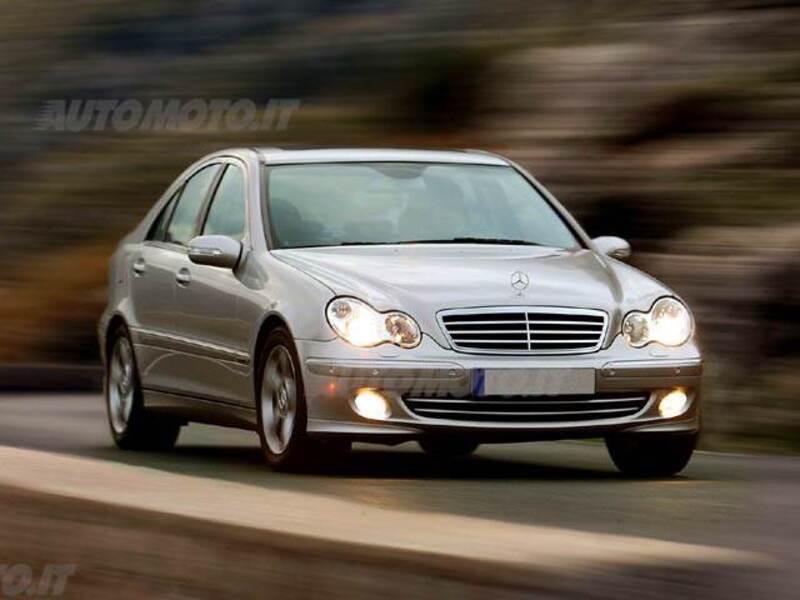 Mercedes-Benz Classe C 220 CDI cat Elegance Sport