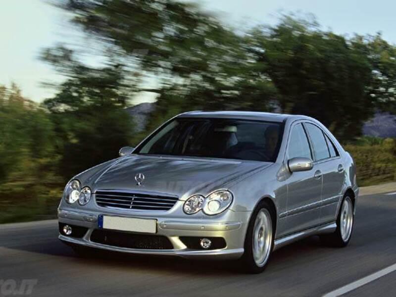 Mercedes-Benz Classe C 30 CDI cat AMG