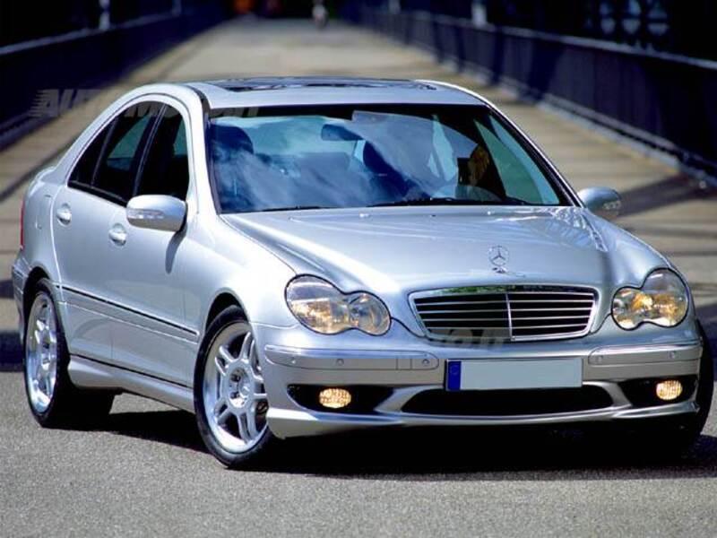 Mercedes-Benz Classe C 32 Kompressor cat AMG