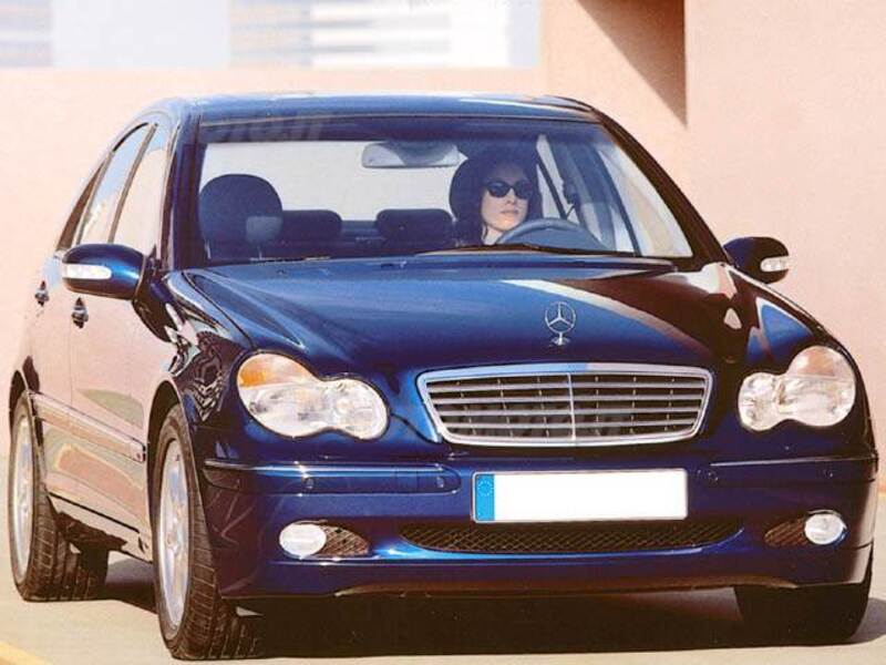 Mercedes-Benz Classe C 320 cat 4Matic Elegance