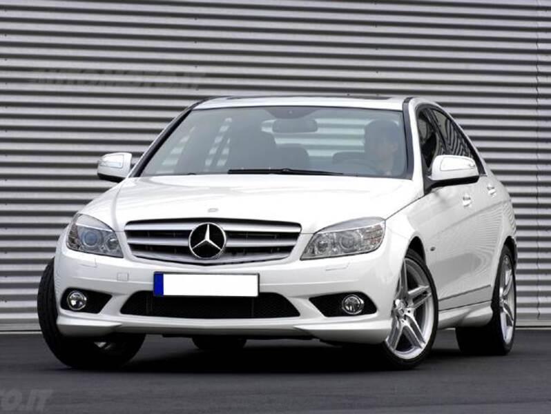 Mercedes-Benz Classe C 180 CGI BlueEFFICIENCY Avantgarde