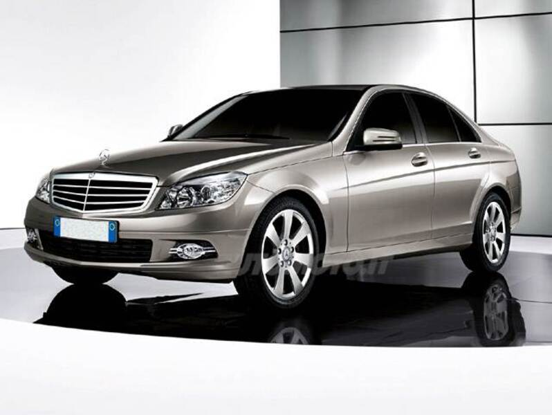 Mercedes-Benz Classe C 180 K BlueEFFICIENCY FIRST