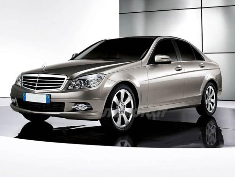 Mercedes-Benz Classe C 200 CDI BlueEFFICIENCY FIRST