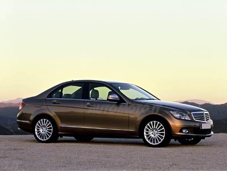 Mercedes-Benz Classe C 320 CDI 4Matic Elegance