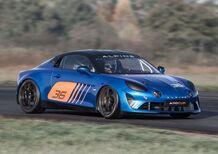 """Alpine A110 Cup, un monomarca per la coupé """"bleue"""""""