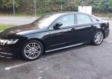 Audi A6 2.0 TDI 190 CV ultra Business Plus del 2017 usata a Seveso