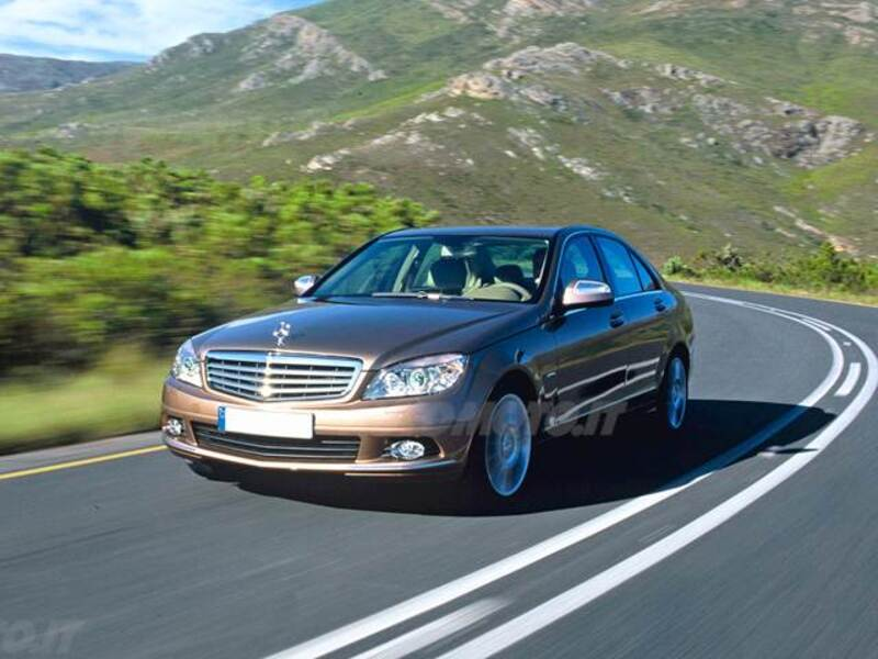 Mercedes-Benz Classe C 350 CGI BlueEFFICIENCY Avantgarde