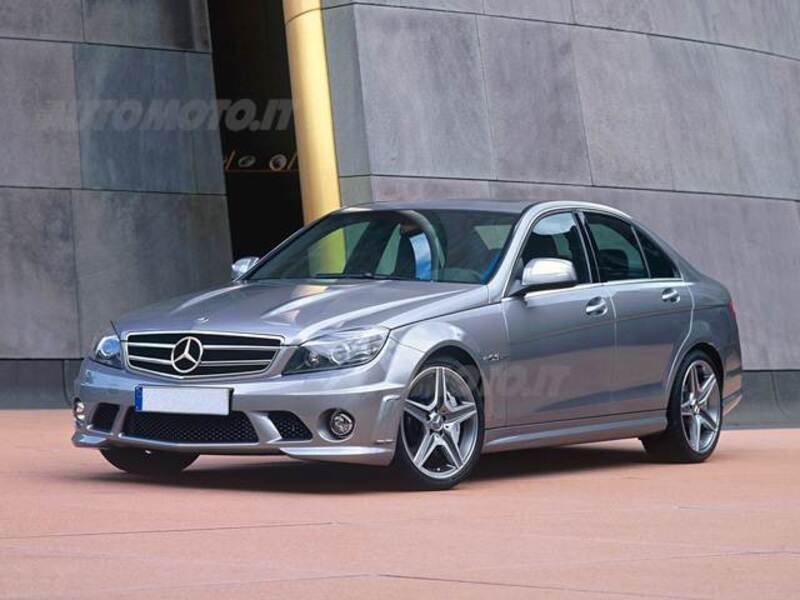 Mercedes-Benz Classe C 63 cat AMG Performance