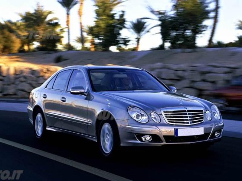 Mercedes Benz Classe E 220 Cdi Cat Evo Elegance 06 2006 05 2008