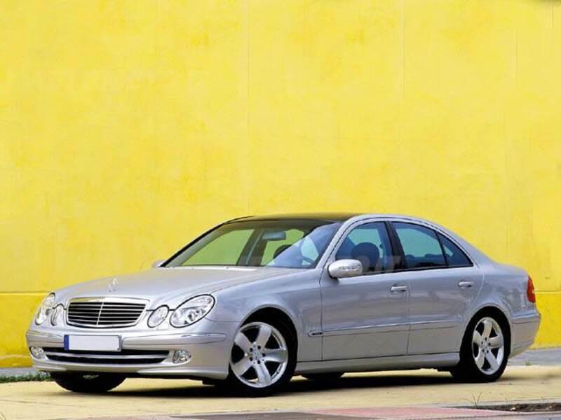 MERCEDES E 280 CDI cat Avantgarde - Auto Usate ...