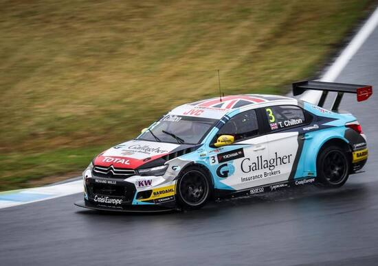 WTCC 2017, Giappone, Opening Race: vince Chilton