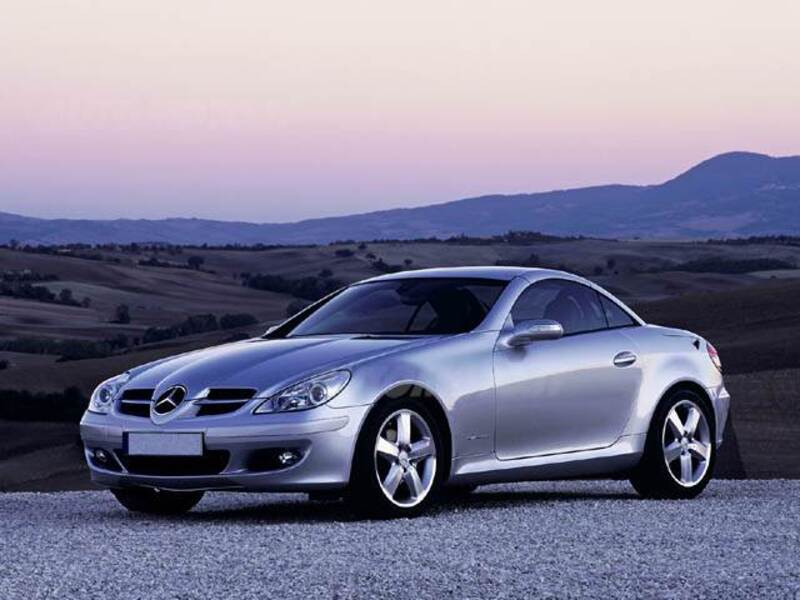 mercedes-benz slk 200 kompressor cat (02/2004 - 04/2006): prezzo e