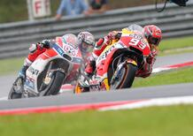 MotoGP 2017. MotoGP. Márquez: 4° dopo un GP critico: 4° dopo un GP critico: bene cosi
