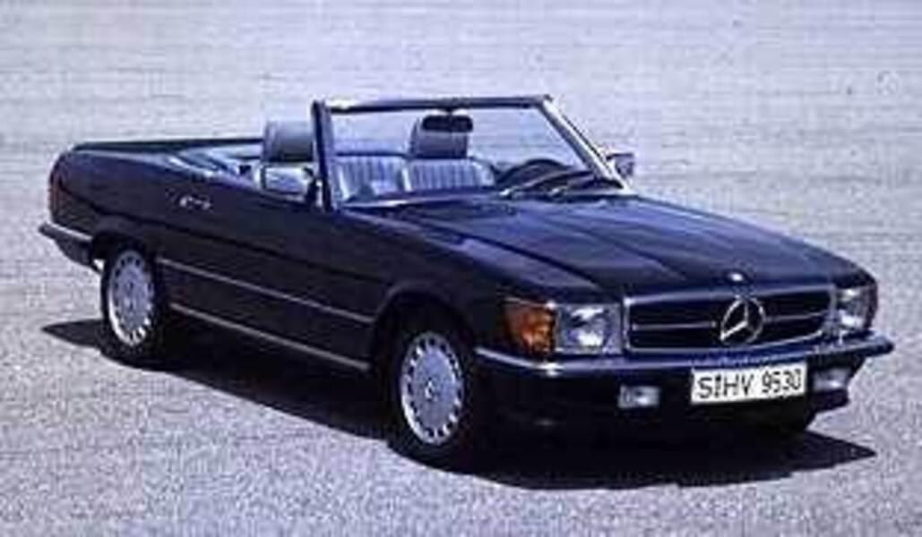 mercedes benz 500 cabrio 500 sl roadster 05 1985 01. Black Bedroom Furniture Sets. Home Design Ideas