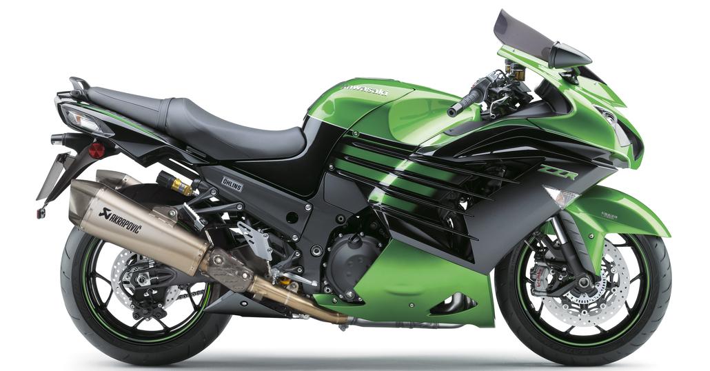 Kawasaki ZZR 1400 2016