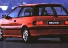 Mitsubishi Colt (1984-92)