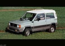Moretti Panda Cabrio (1986-89)