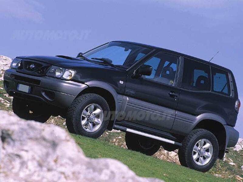 Listino Nissan Terrano Ii  1993-02  Usate