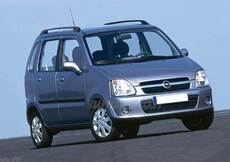 Opel Agila (2000-08)