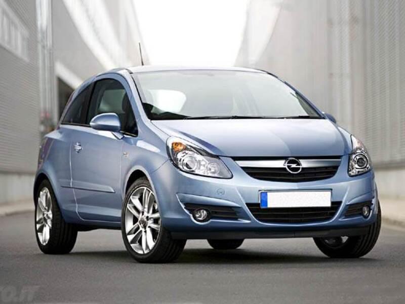 Schema Elettrico Opel Corsa C : Opel corsa porte enjoy  prezzo e scheda