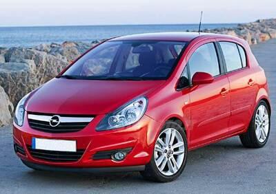 Opel Corsa 13 Cdti 90cv 5 Porte Cosmo.Opel Corsa 1 3 Cdti 90cv 5 Porte Easytronic Cosmo 10 2007