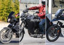 Novità maxienduro 2018: BMW, Ducati, KTM, Triumph e Yamaha 2018 a EICMA