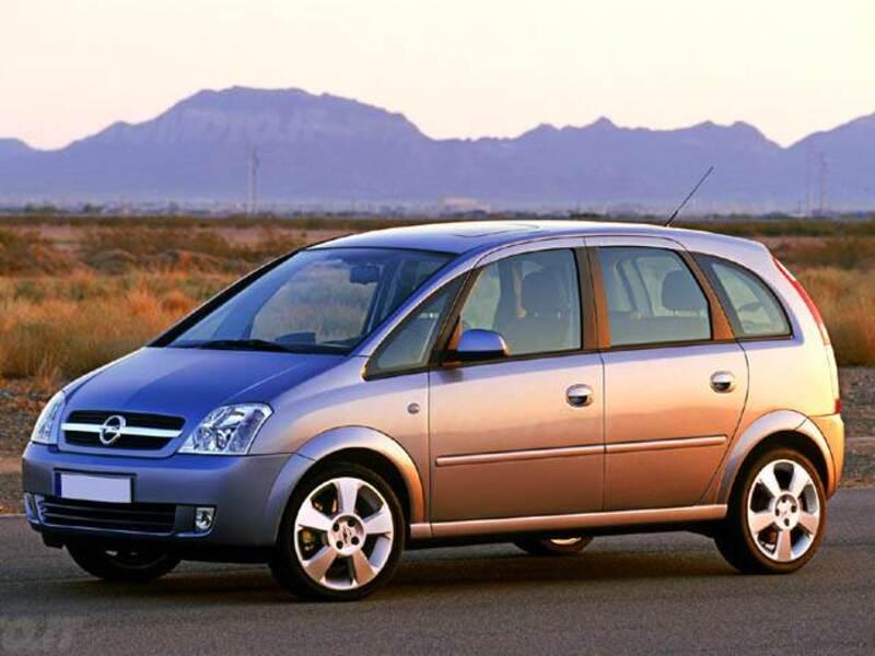 Schema Elettrico Opel Meriva : Opel meriva cdti cv cosmo  prezzo e