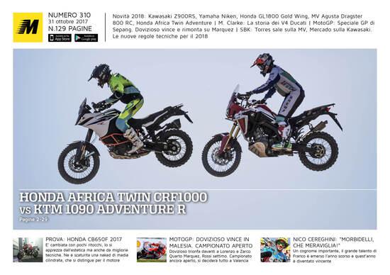 Magazine n° 310, scarica e leggi il meglio di Moto.it