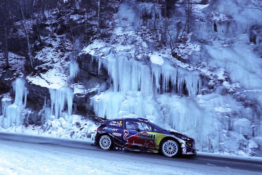 WRC, Sébastien Ogier: il quinto titolo in immagini (4)