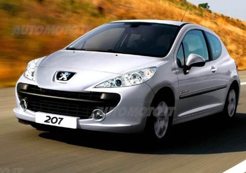 Peugeot 207 8V 75CV 3p. Energie Sport ECO GPL