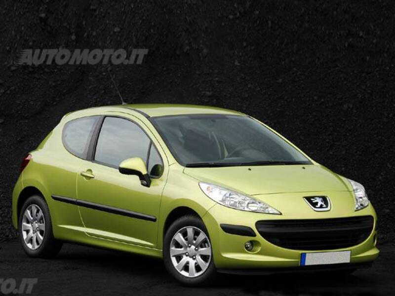 Peugeot 207 HDi 70CV 3p. ONE Line