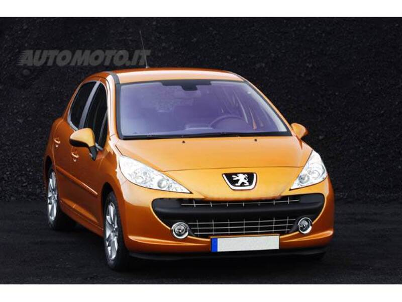 Peugeot 207 HDi 70CV 5p. ONE Line