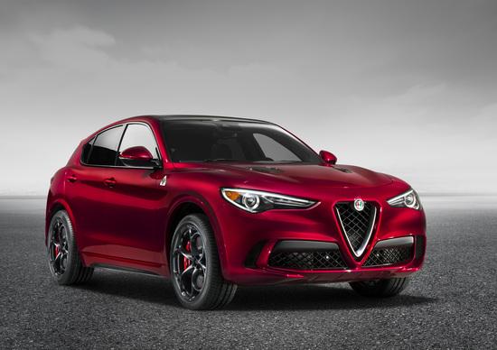 Alfa Romeo Stelvio Quadrifoglio, il listino prezzi