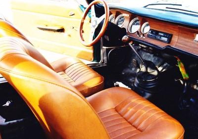 GT 1300 Junior d'epoca del 1968 a Milano d'epoca