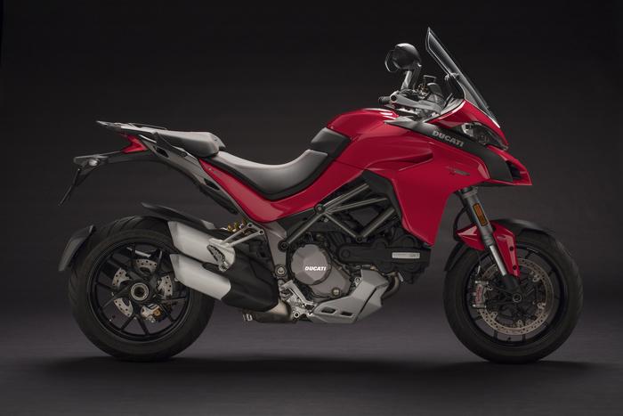 Ducati Multistrada 1260S D|Air