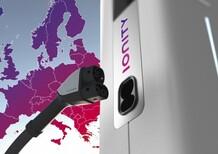 Ionity, la rete di ricarica europea delle Case