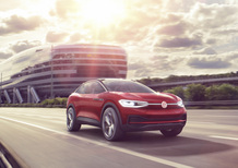 Volkswagen I.D. Crozz: elettrica ma costerà come una Tiguan [Video]