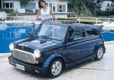 Rover Mini Cabrio (1989-96)
