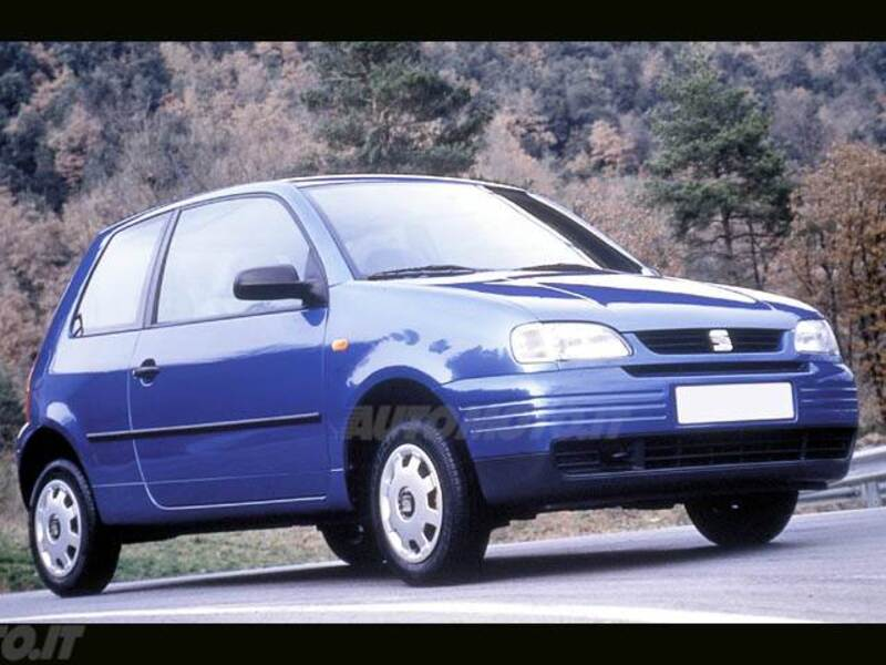 SEAT Arosa TDI cat Stella