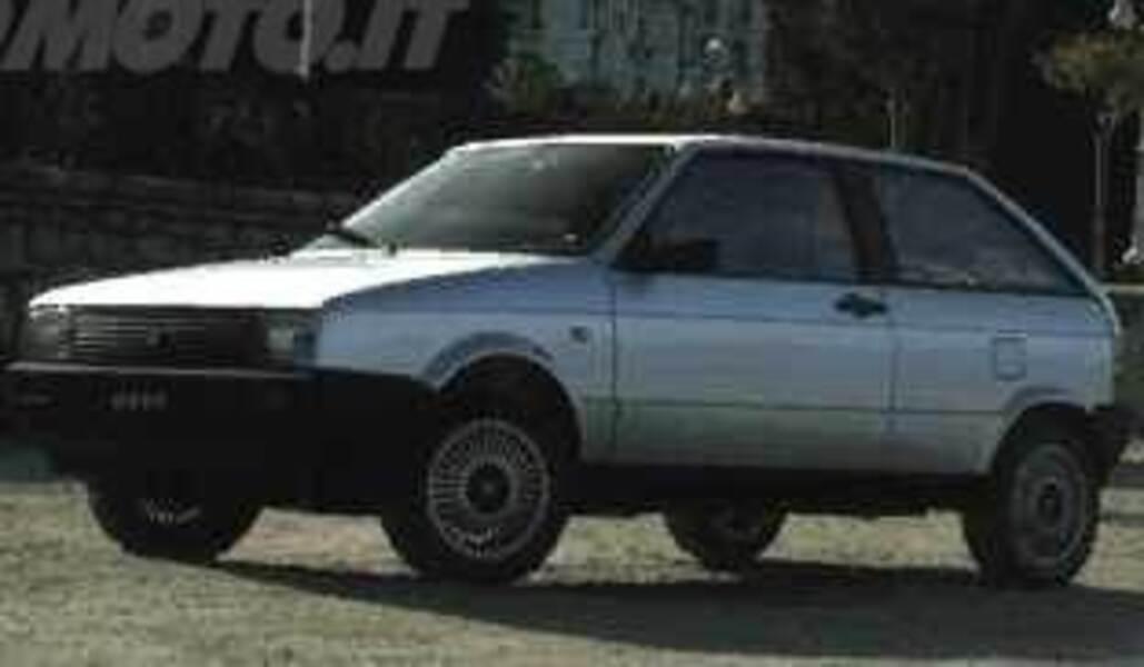 SEAT Ibiza 1.7 diesel 3 porte L