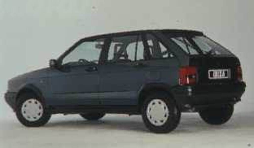 SEAT Ibiza 1.7 diesel 5 porte Super