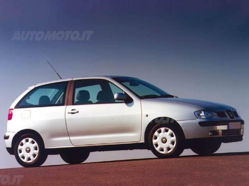 SEAT Ibiza (1993-02)