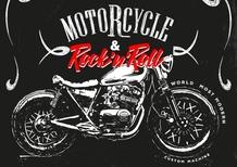Triumph Motorcycles & Rock'n Roll, sabato da Ciapa la Moto