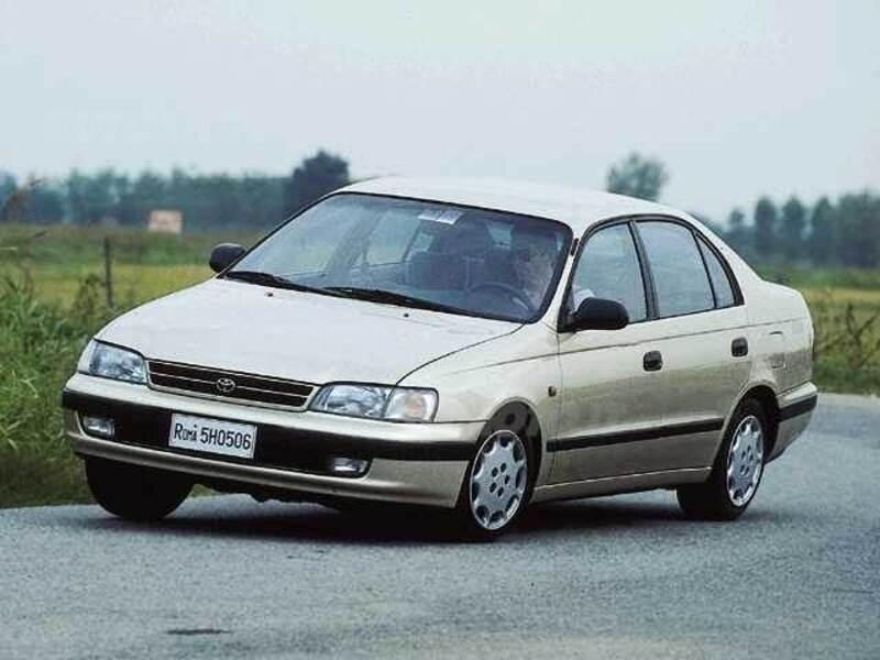 Toyota Carina 16V cat porte GLi
