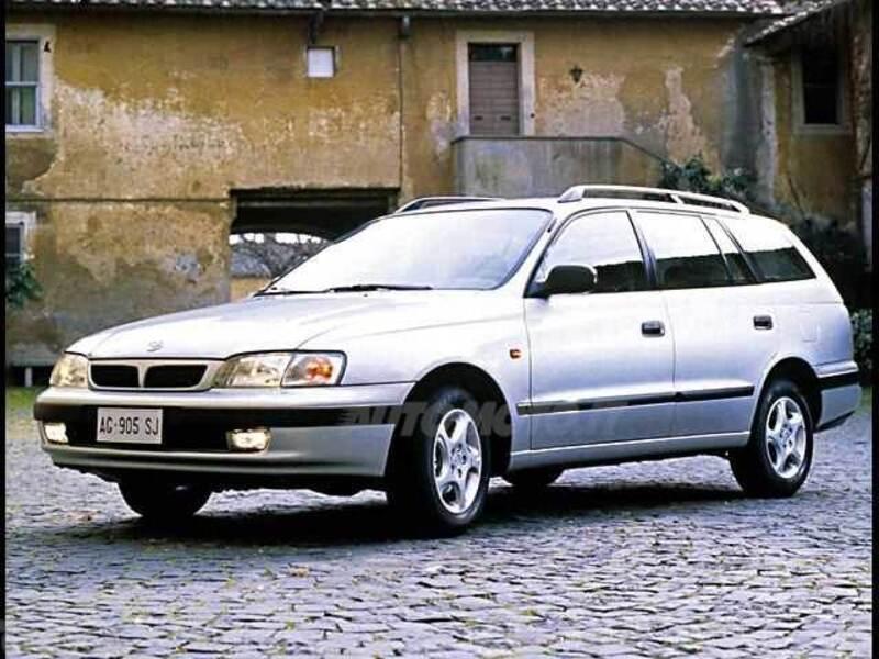 Toyota Carina Station Wagon turbodiesel S.W. EX