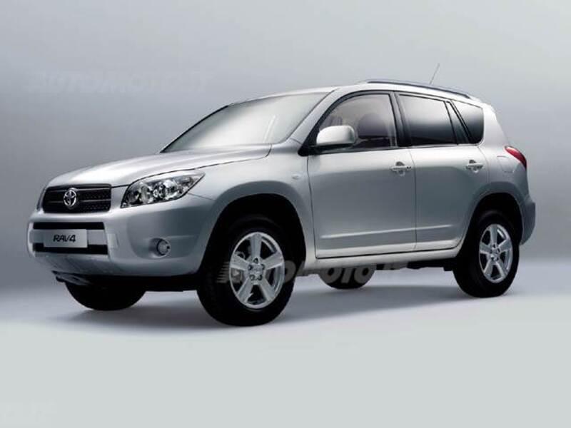 Toyota RAV4 D-4D 136 CV Luxury